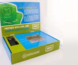 Comcast and AMC Box