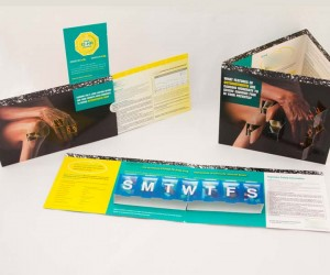 Three Wave Osteoporosis Direct Mail