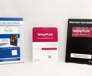 John Wiley and Sons Student Voucher Cards